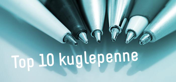 Kuglepenne med tryk er uden tvivl de mest populære reklameprodukter.